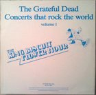 GRATEFUL DEAD Concerts That Rock The World Volume 1 album cover