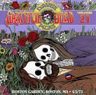 GRATEFUL DEAD Grateful Dead – Dave's Picks Volume 21: Boston Garden, Boston, MA, 4/2/73 album cover