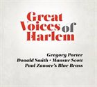 GREAT VOICES OF HARLEM Great Voices of Harlem album cover