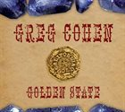 GREG COHEN Golden State album cover
