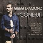 GREG DIAMOND Conduit album cover