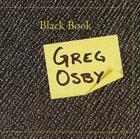 GREG OSBY Black Book album cover