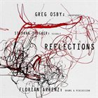 GREG OSBY Reflections Of The Eternal Line album cover
