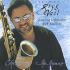 GREG VAIL Christmas, The Hymns album cover