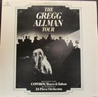 GREGG ALLMAN Gregg Allman With Cowboy / Boyer  & Talton : The Gregg Allman Tour album cover
