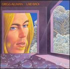 GREGG ALLMAN Laid Back album cover