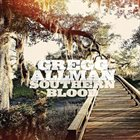 GREGG ALLMAN Southern Blood album cover