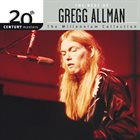 GREGG ALLMAN The Best Of Gregg Allman album cover
