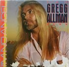 GREGG ALLMAN The Gregg Allman Band : I'm No Angel album cover