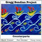 GREGG BENDIAN Gregg Bendian Project : Counterparts album cover