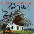GREGG KARUKAS Summerhouse album cover