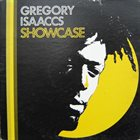 GREGORY ISAACS Showcase (aka Sly & Robbie Present Gregory Isaacs) album cover