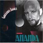 GREGORY JAMES Ananda album cover