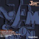GREGORY TARDY Jam Session, Vol. 21 album cover