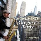 GREGORY TARDY Monuments album cover