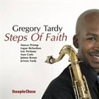 GREGORY TARDY Steps of Faith album cover