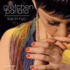 GRETCHEN PARLATO Live in NYC album cover