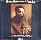 GROVER  WASHINGTON JR Soul Box Vol.2 album cover