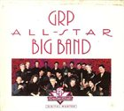 GRP ALL-STAR BIG BAND GRP All-Star Big Band album cover