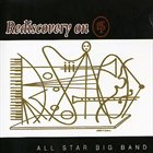 GRP ALL-STAR BIG BAND Rediscovery on GRP album cover