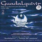 GUADALQUIVIR Todas Sus Grabaciones Para Discos EMI (1978 - 1980) album cover