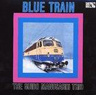 GUIDO MANUSARDI Blue Train (aka Trio De Jazz aka Jazz Trio) album cover