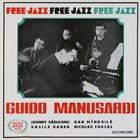 GUIDO MANUSARDI Free Jazz album cover