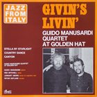 GUIDO MANUSARDI Givin's Livin' album cover
