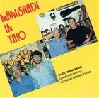 GUIDO MANUSARDI Manusardi in Trio album cover