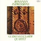 GUIDO MANUSARDI Romanian Impressions album cover