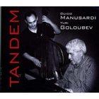 GUIDO MANUSARDI Tandem album cover