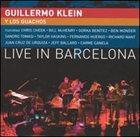 GUILLERMO KLEIN Live in Barcelona album cover