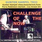 GUNTER HAMPEL Challenge Of The Now album cover