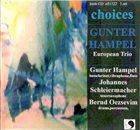 GUNTER HAMPEL Choices album cover