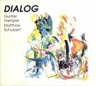 GUNTER HAMPEL Dialog album cover