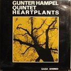 GUNTER HAMPEL Heartplants album cover