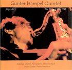 GUNTER HAMPEL Legendary: The 27th of May 1997 album cover