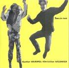 GUNTER HAMPEL Solid Fun album cover