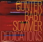 GÜNTER SOMMER Dedications album cover