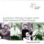 GÜNTER SOMMER Europäischer Jazz 2009 album cover