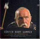 GÜNTER SOMMER Live In Jerusalem album cover