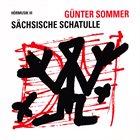 GÜNTER SOMMER Sächsische Schatulle album cover