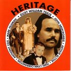 GUST WILLIAM TSILIS Heritage album cover