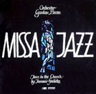 GUSTAV BROM Missa Jazz album cover