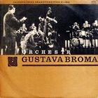 GUSTAV BROM Orchestr Gustava Broma album cover