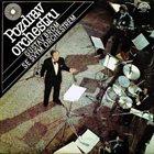 GUSTAV BROM Pozdrav Orchestru album cover