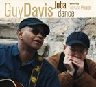 GUY DAVIS Guy Davis Featuring Fabrizio Poggi ‎: Juba Dance album cover