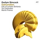 GWILYM SIMCOCK Instrumation album cover