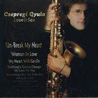 GYULA CSEPREGI Love&Sax album cover