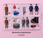 H ZETTRIO エイチ・ゼットリオ Mysterious Superheroes album cover